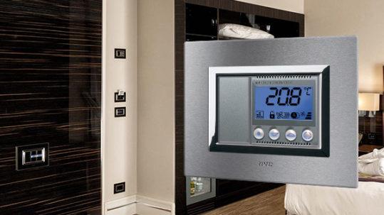 Risparmio energetico con DOMINA Hotel