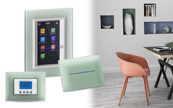 Home automation is colourful with Young Touch