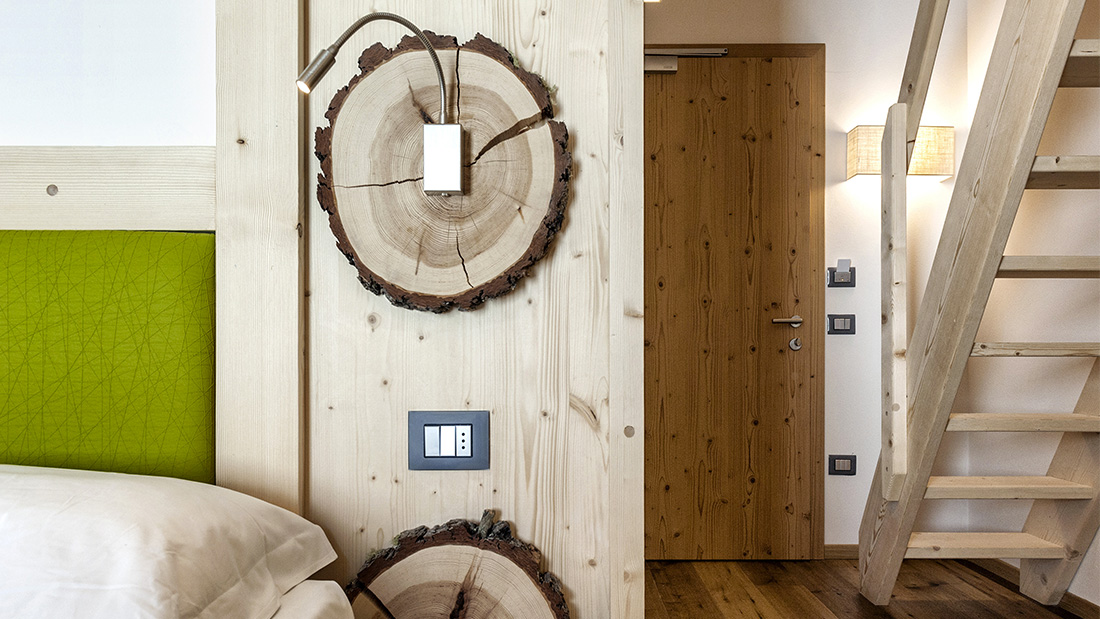 Design and home automation at high altitude