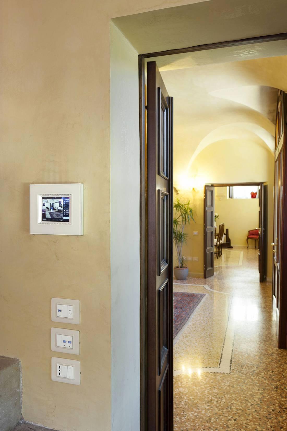 Domotica Cantina Villa Rinaldi Vr 1