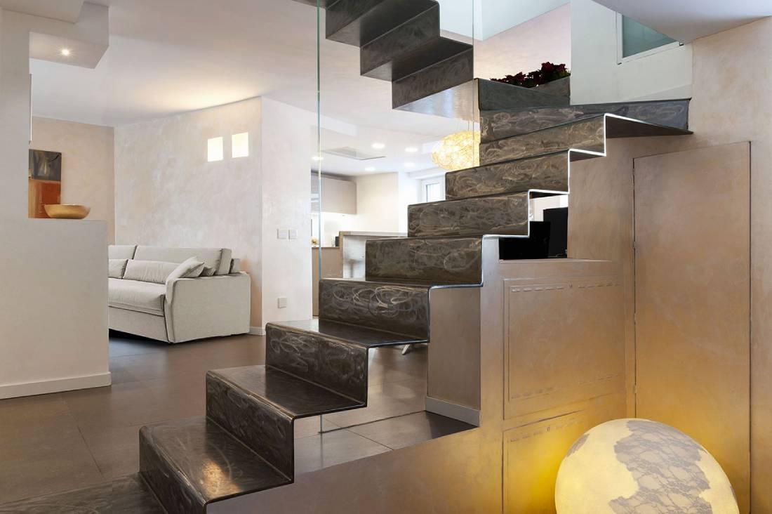 Domotica appartamento design 6