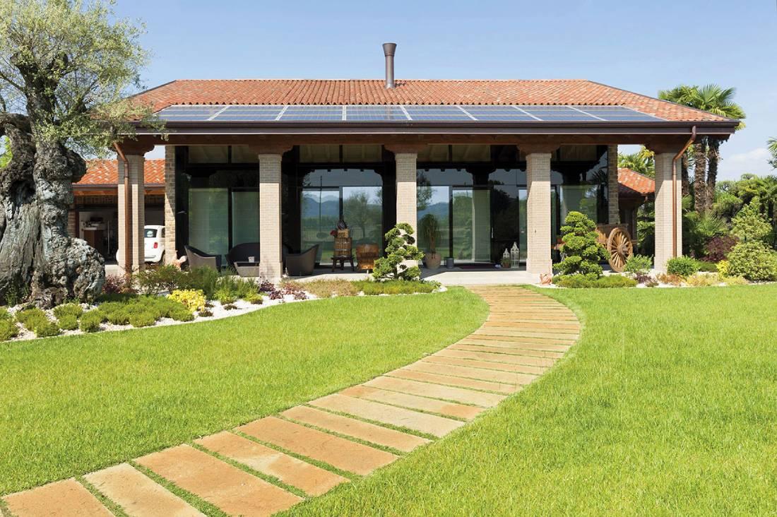 Design villa domotica 11