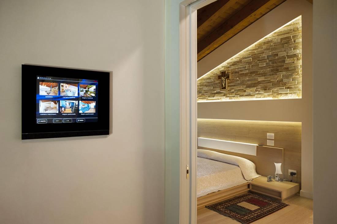 Design villa domotica 5