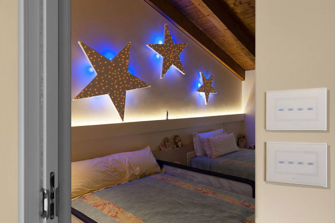 Design villa domotica 6