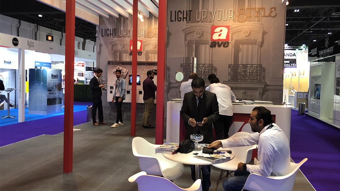 AVE home automation conquers Dubai