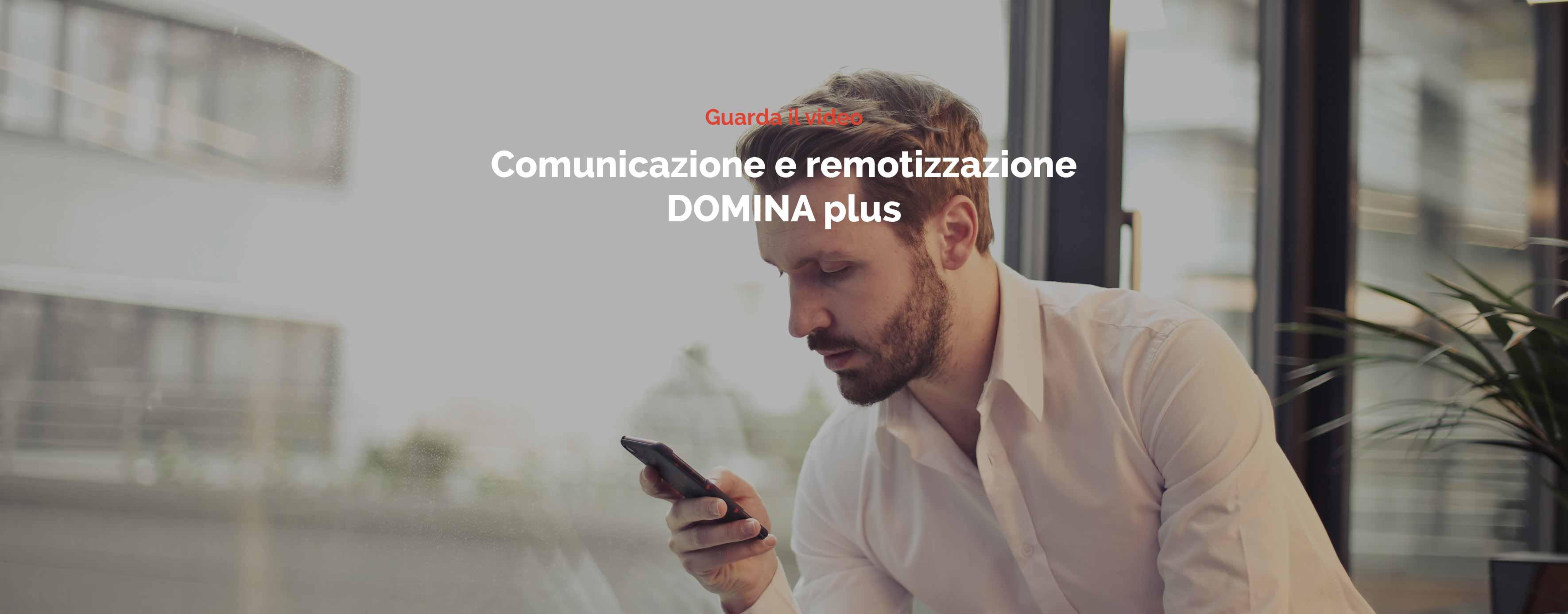 Video Domotica Ave - Comunicazione e Remotizzazione Domina Plus