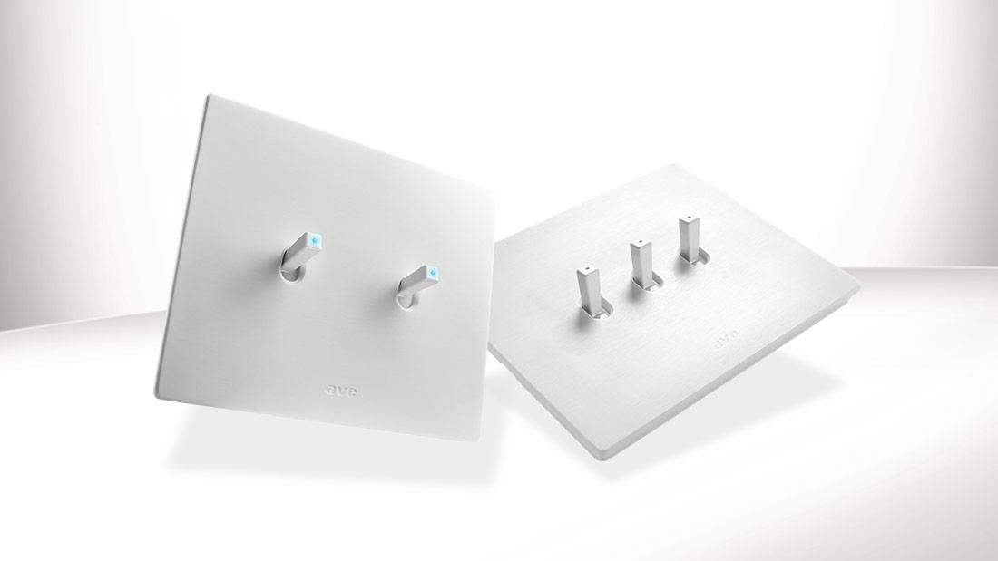 New Style in Corian® , tecnologia e design dietro una levetta
