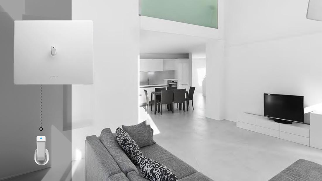 New Style 44 in Corian®, tecnologia e design dietro una levetta
