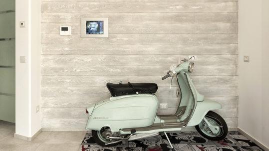 Domotica AVE: l'hi-tech entra in un'elegante villa di Cupello