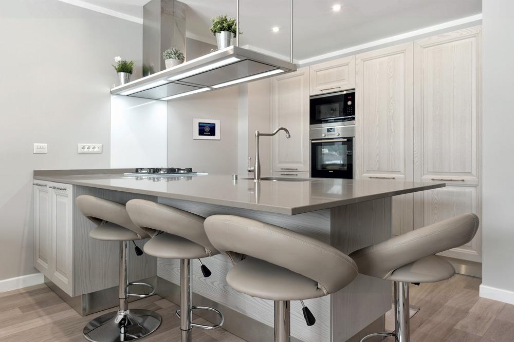 Cucina domotica Ave