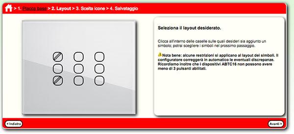 configura domotica online