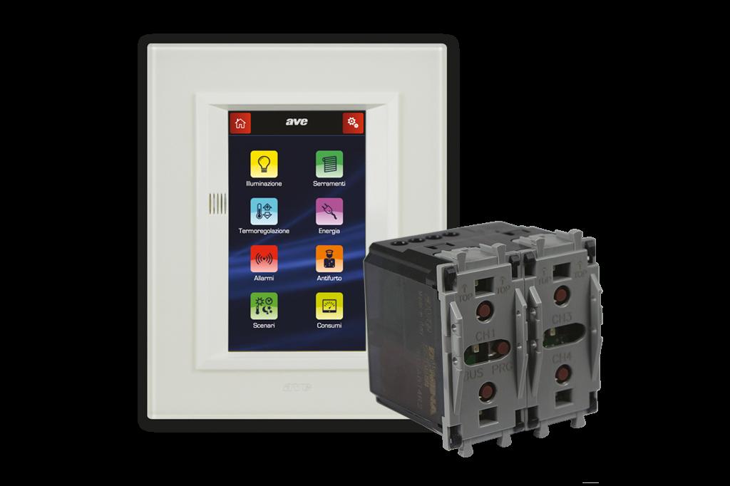 Dispositivi attuatori e dispositivi di comando