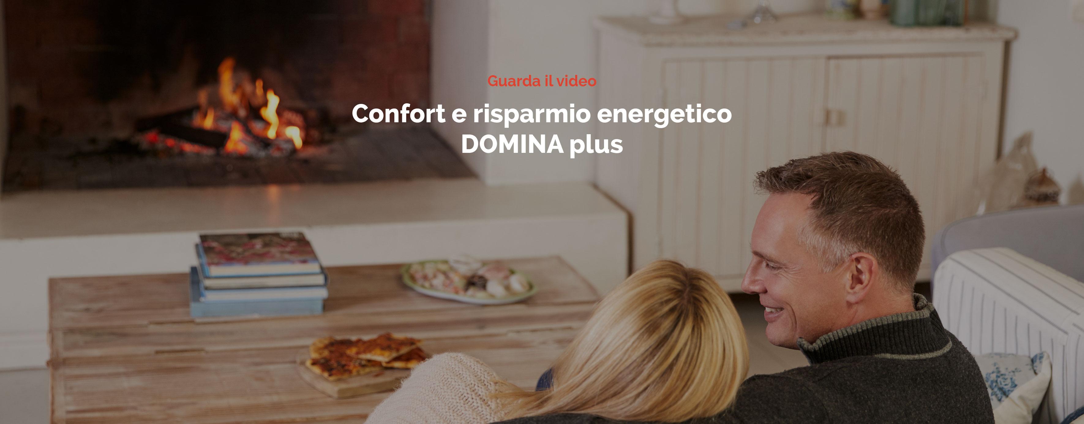 Video Domotica Confort e Risparmio Energetico - Ave Domina Plus