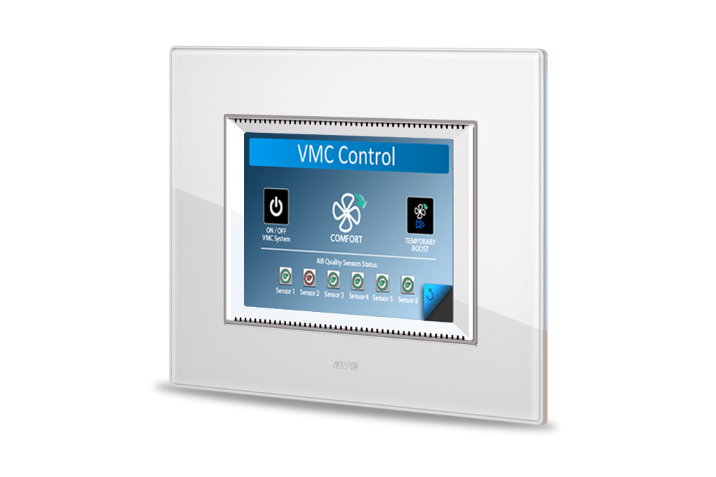 VMC controllo