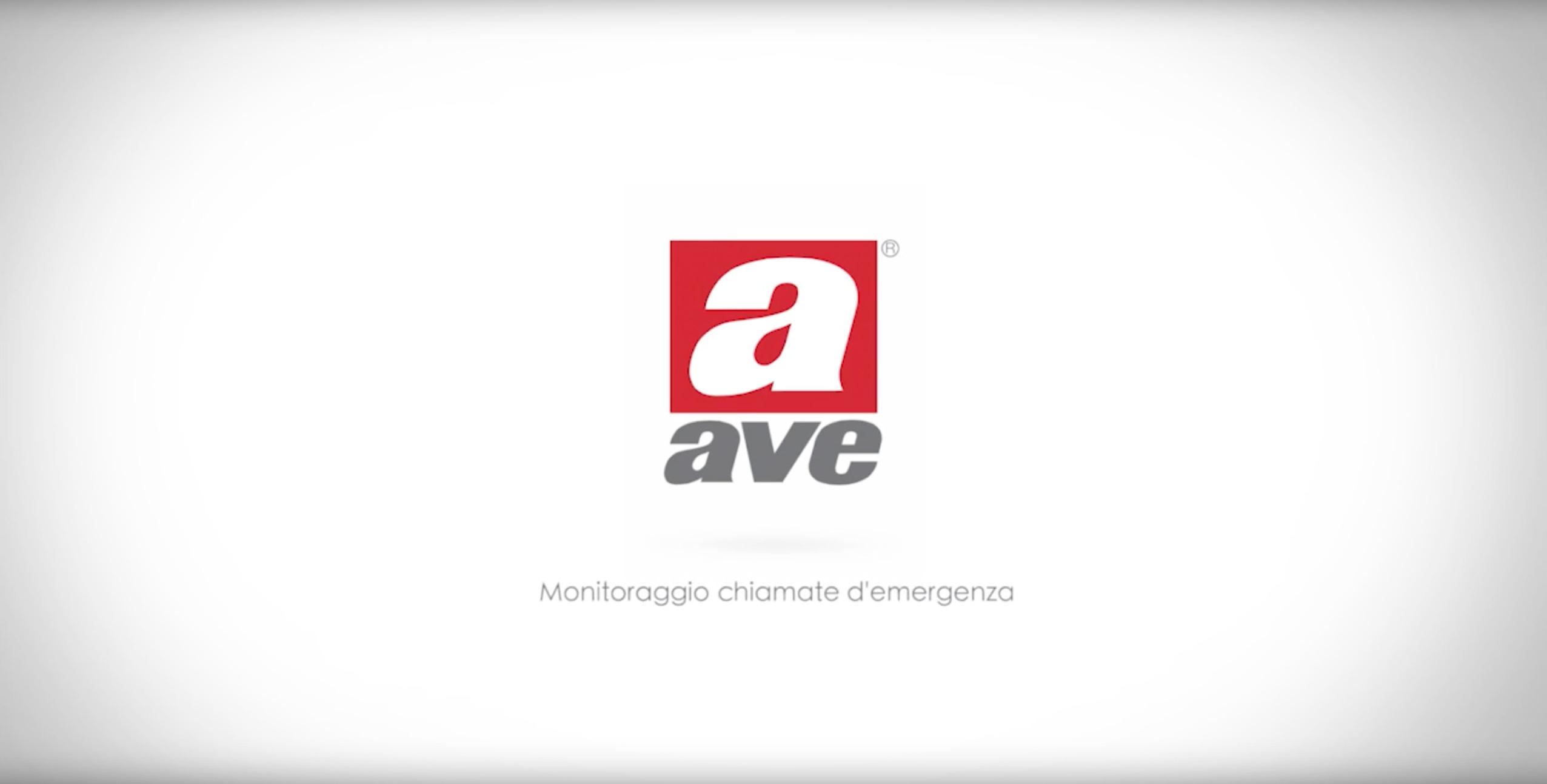 Monitoraggio chiamete d'emergenza AVE
