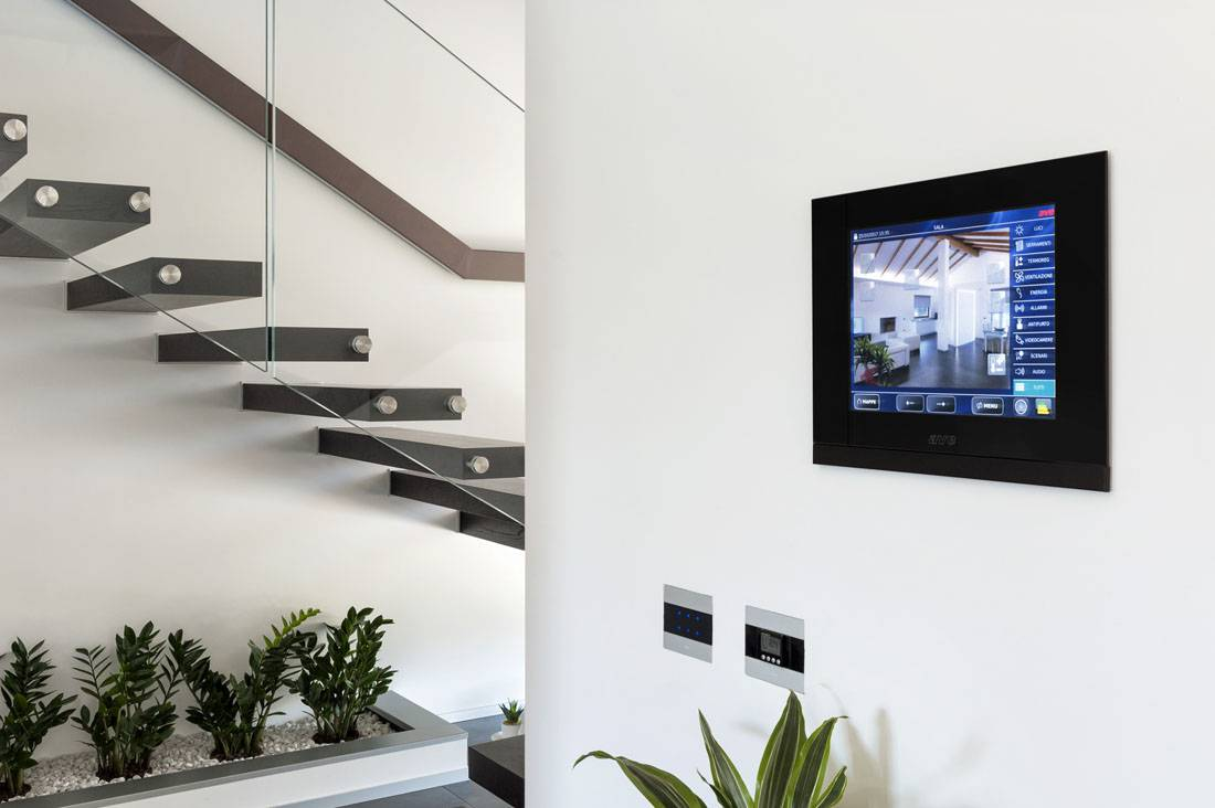 Touch Screen domotica
