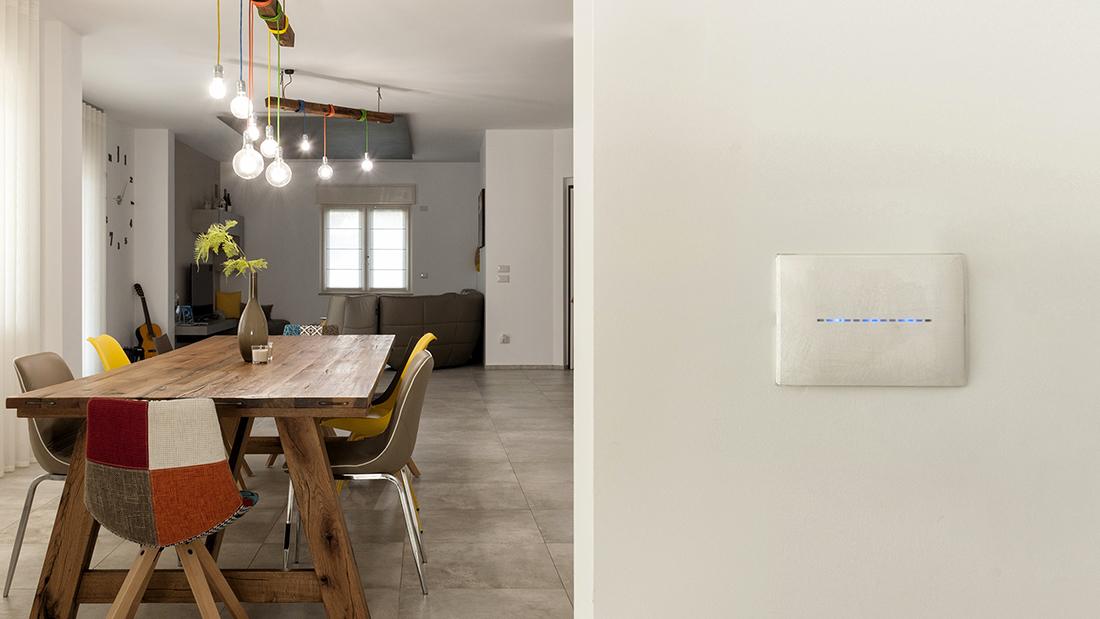 Illuminazione domotica: gestione smart e risparmio energetico