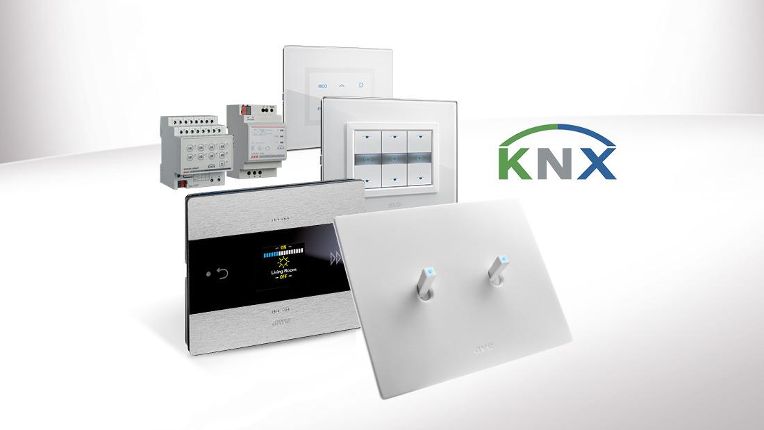 Gamma KNX di AVE: ancora più completa con il Room Controller