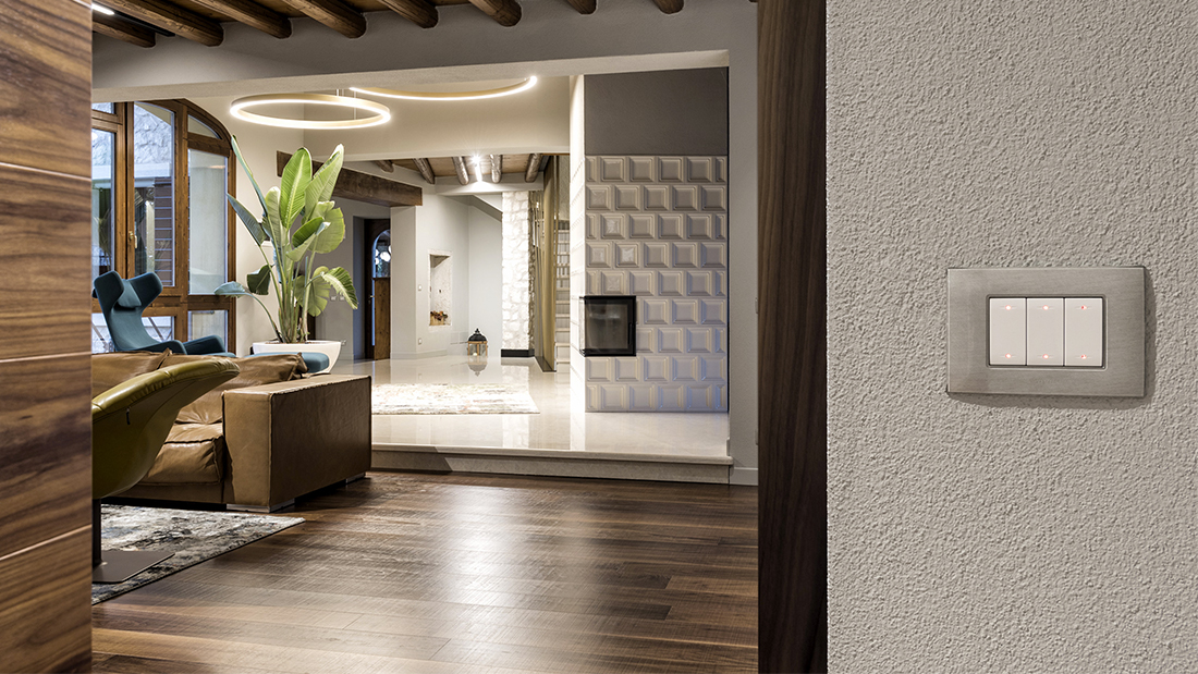 Design e domotica AVE per ogni genere di edificio