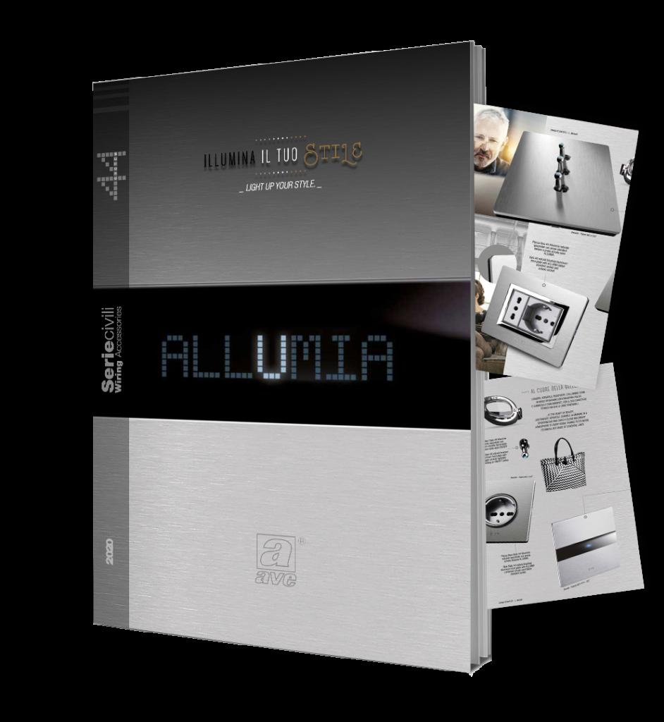 Poster Allumia 2020