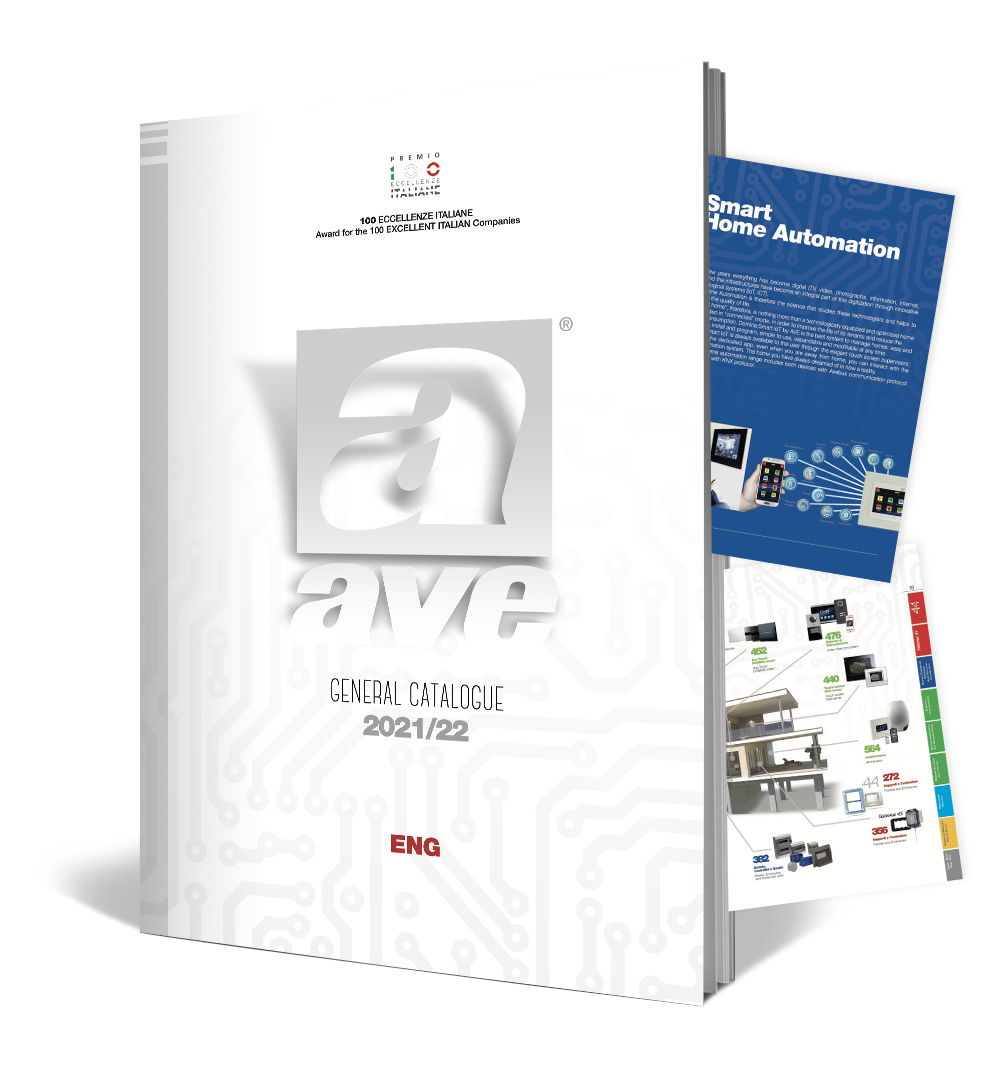 AVE General Catalogue 2021/22