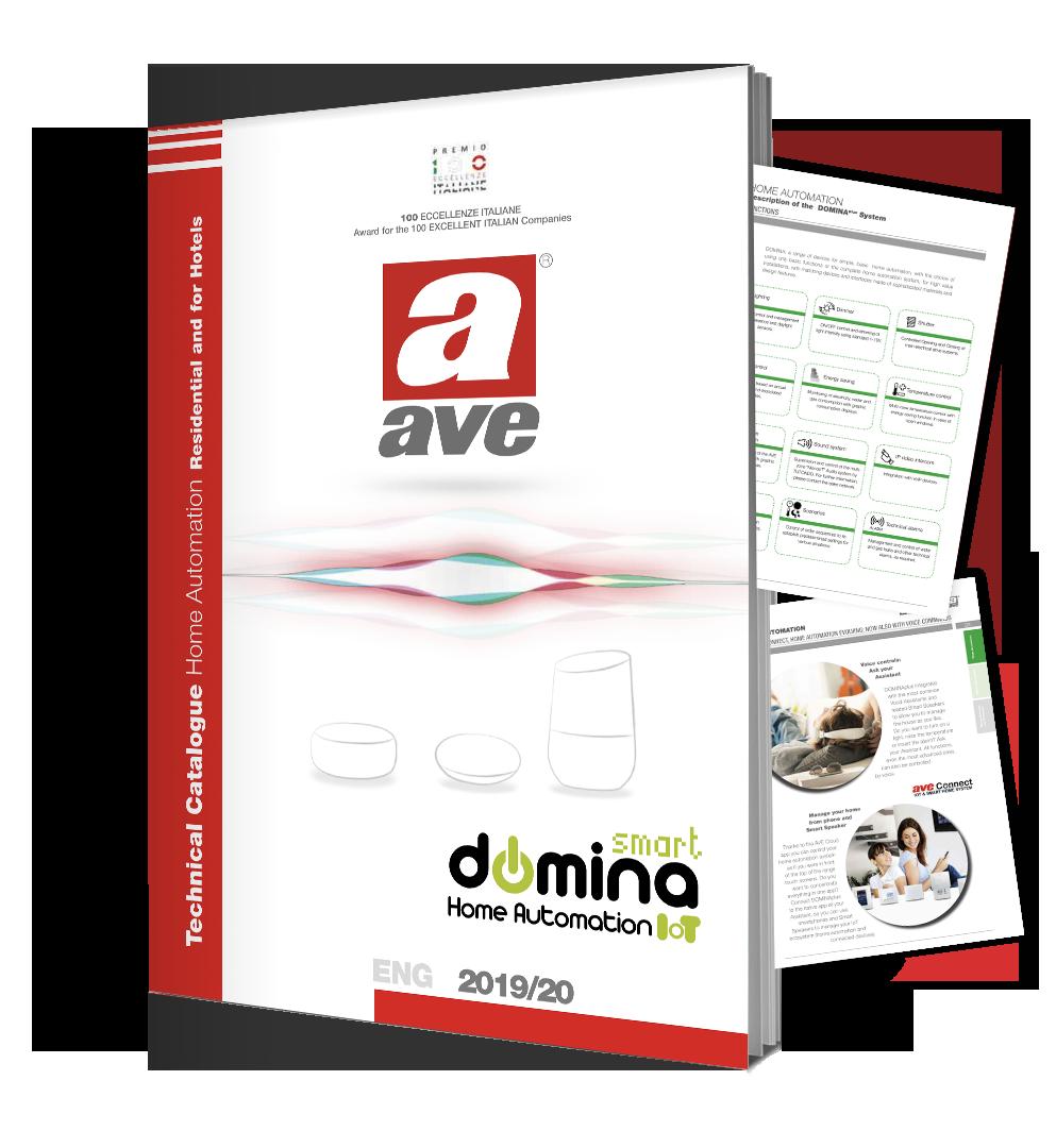 Technical Catalogue DOMINA Home automation